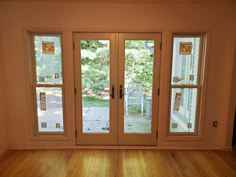 new doors & windows