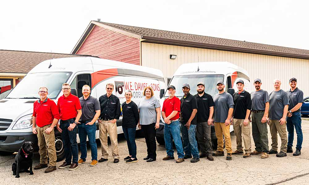 Home Improvement - W.E. Davies + Sons Remodeling, Inc. - Madison, WI